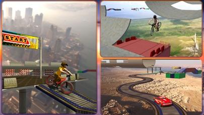 不可能な運転テスト:ドライブカー、自転車、自転車 3Dのおすすめ画像5