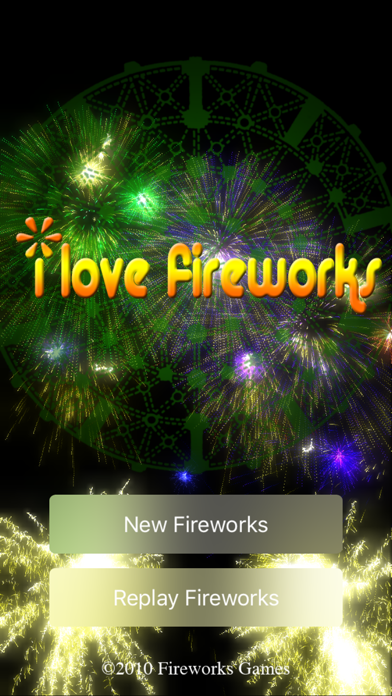 Ilovefireworks review screenshots