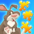 Jigsaw Puzzle de animales salv icon