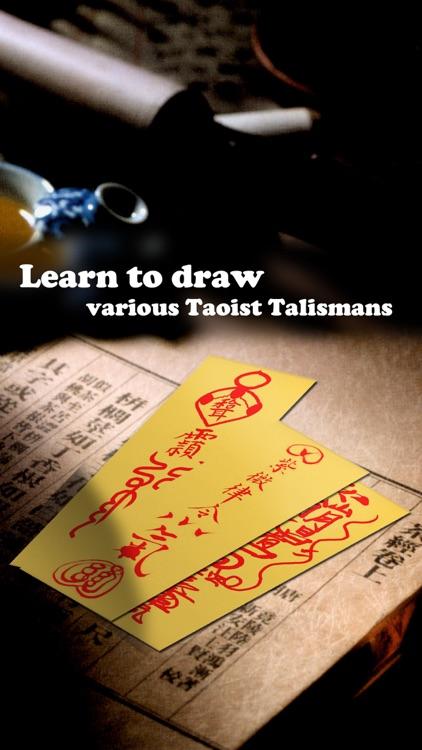 Taoist Talisman(畫符) for iPhone screenshot-0