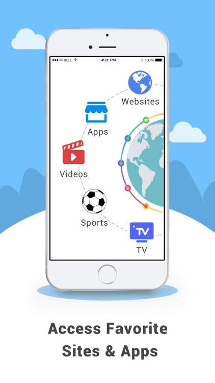 VPN – Global #VPN Proxy screenshot-3