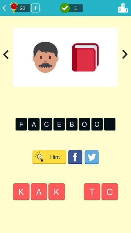 Emoji Quiz screenshot-4