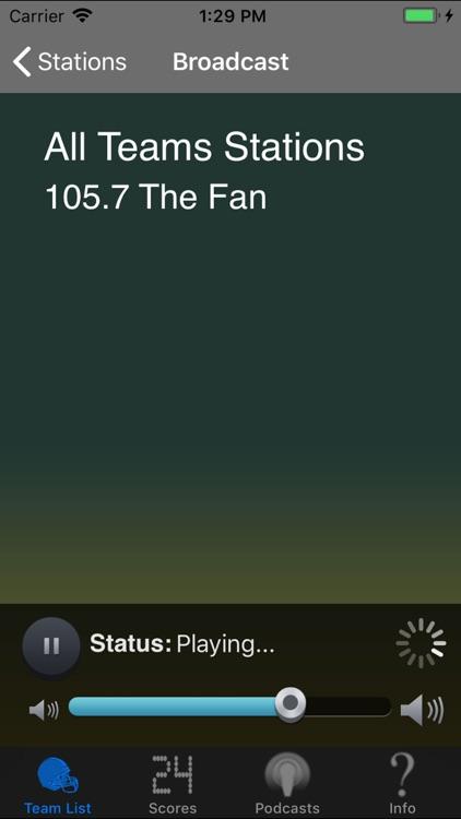 Green Bay Sports Radio Live screenshot-3