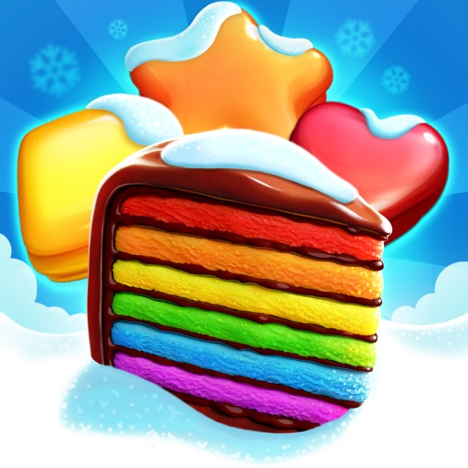Cookie Jam Matching Game app logo