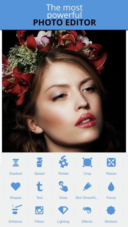 Photo Studio - Image Editor -
