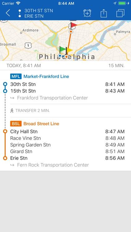Transit – Trip Planner