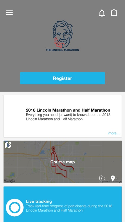 Lincoln Marathon 2018 screenshot-0