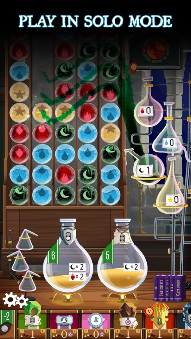 Potion Explosion Screenshots