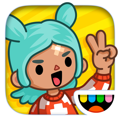 Toca Life: City Applications