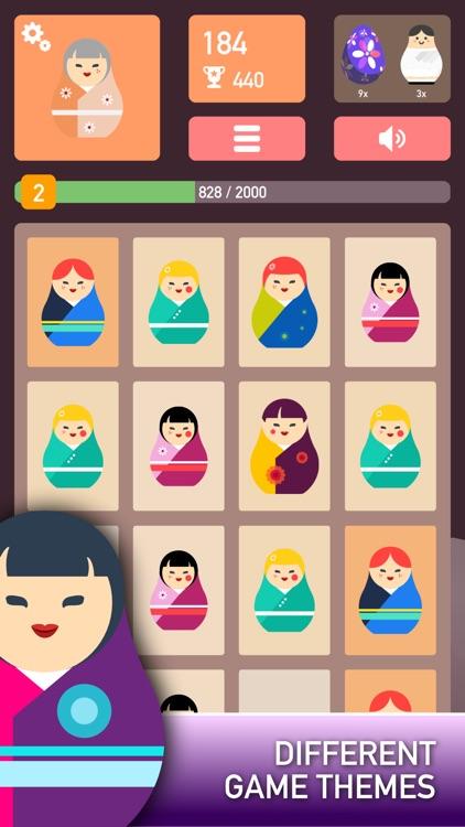 Matryoshka Puzzle Game screenshot-4