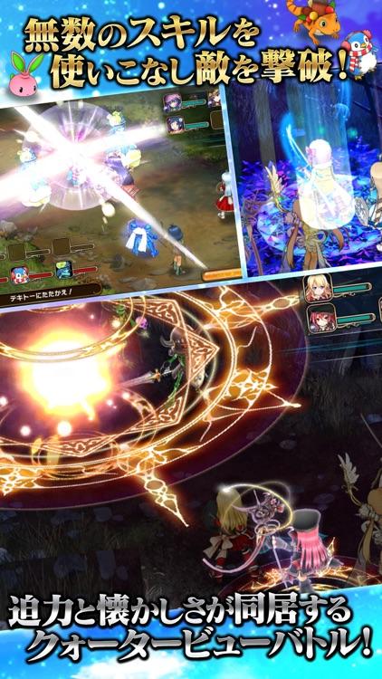 かんぱにガールズ ファンタジーRPG screenshot-3