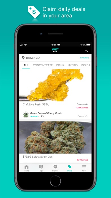 Weedmaps: Marijuana & Cannabis - AppRecs
