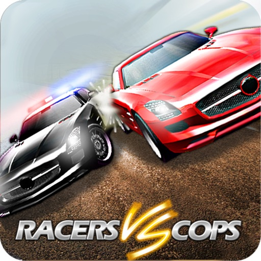Racers Vs Cops iOS App