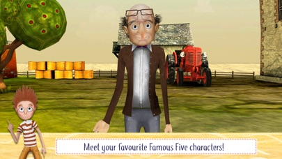 The Famous Five Adventure Game screenshot 7