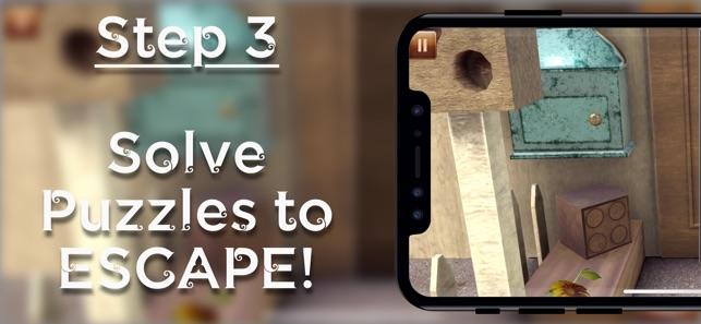 ARia's Legacy - AR Escape Room Screenshot