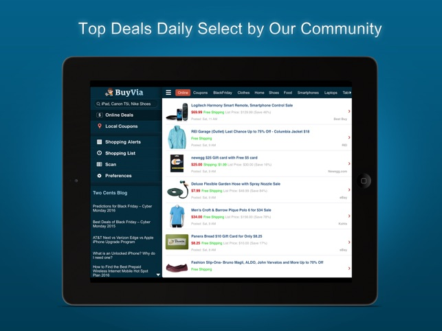 BuyVia – Best Price Compare on the App Store