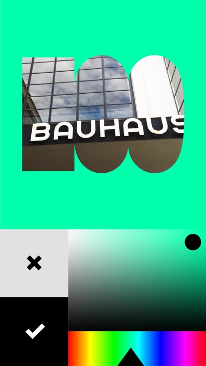 I See Bauhaus - Photo Editor screenshot-3