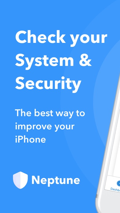 Neptune - Security & System by Sebastian Boehmel (iOS