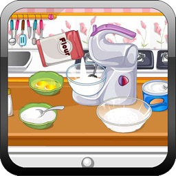 cooking games -  strawberry Cake Maker