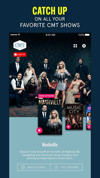 CMT - Watch TV Shows