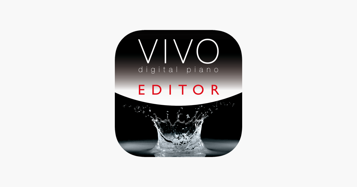 Dexibell VIVO Editor on the App Store