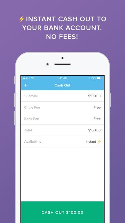 Circle Pay screenshot-3