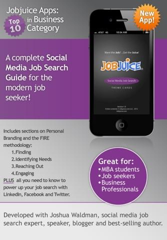 SM Job Search-Jobjuice - náhled