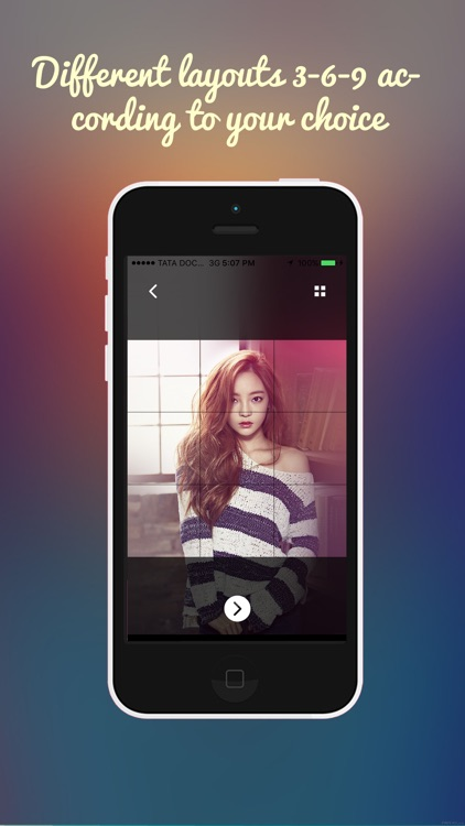 Grids Creator Pro for Instagram Banner-s & College screenshot-2