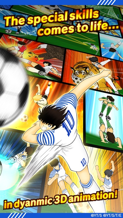 Captain Tsubasa: Dream Team screenshot-2