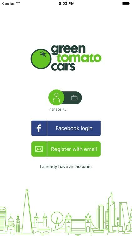 Green Tomato Cars