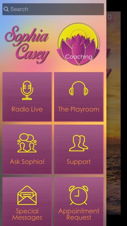 Sophia Casey, Life Coach