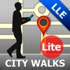 Lille Map and Walks