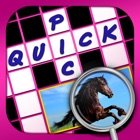 Quick Pic Crosswords icon