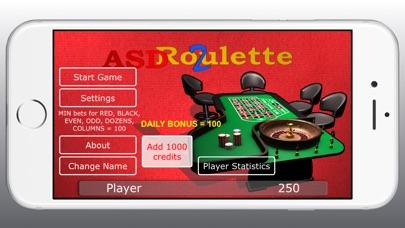 Screenshot #1 for ASD Roulette 2