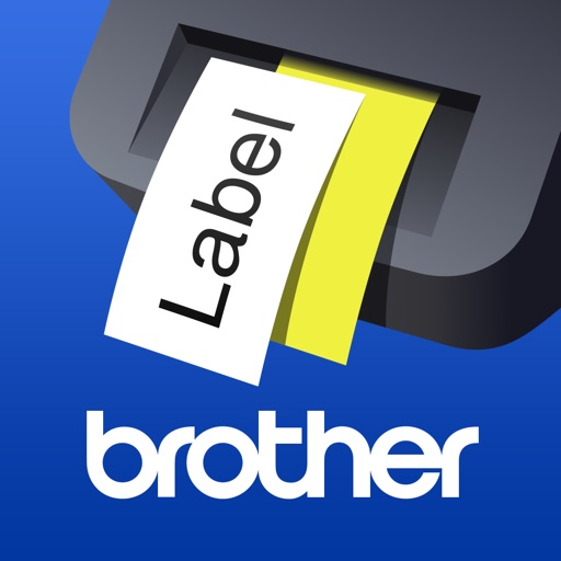 Brother iPrint&Label iOS App