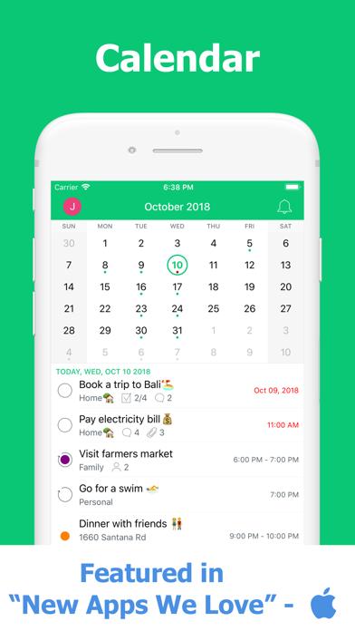 Top 10 Apps like FamCal: Shared Family Calendar in 2019 for