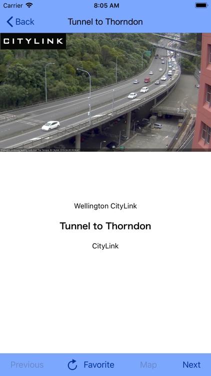 Wellington Traffic Cam screenshot-5
