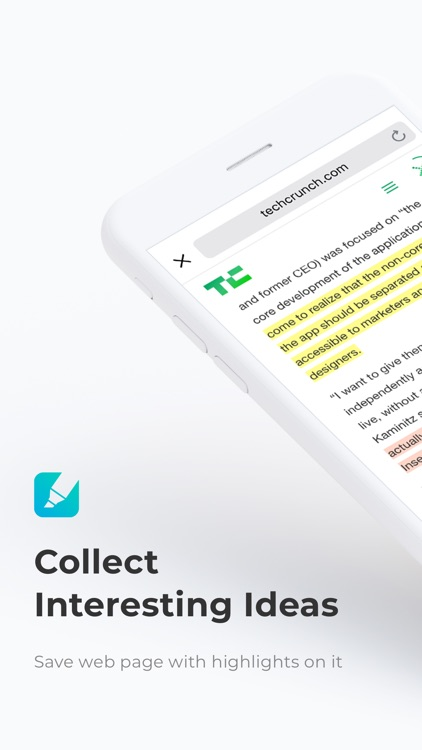 LINER: Highlighter for Web screenshot-0