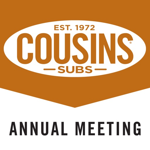 Cousins Subs Annual Meeting