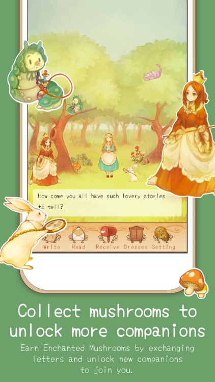 Alice Letters - Chat App screenshot-2