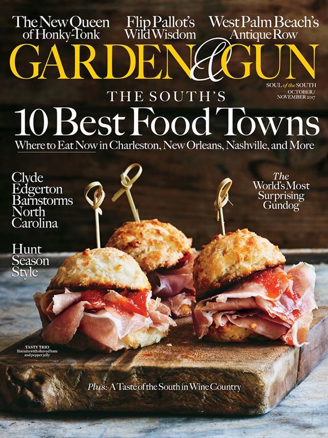 garden and gun magazine. IPad Screenshots Garden And Gun Magazine