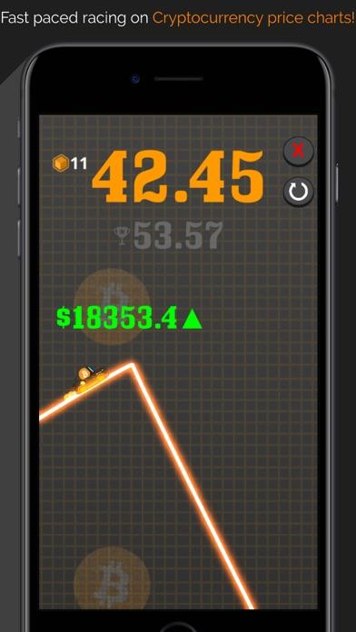 Crypto Rider - Bitcoin Racing - 窓用