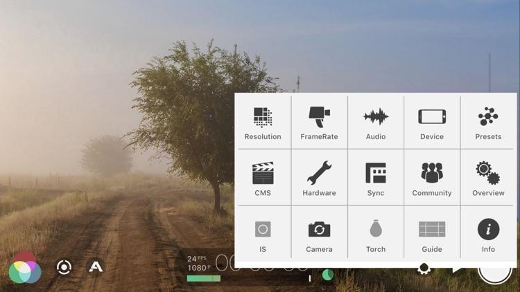FiLMiC Pro screenshot-4