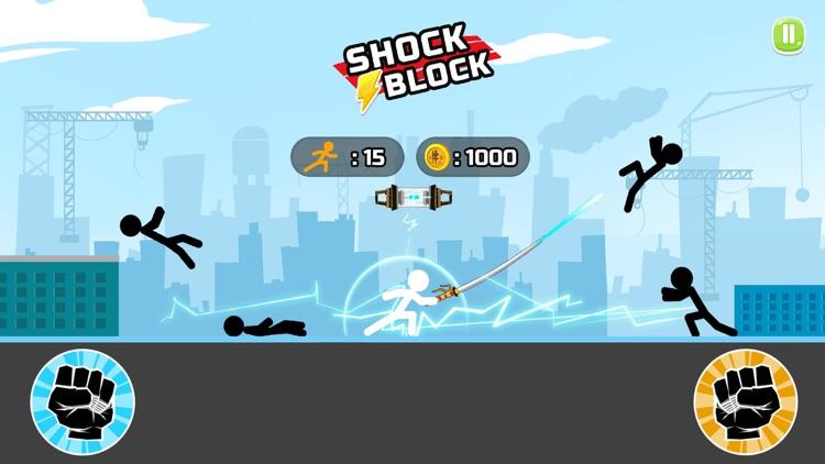Stickman Fighter Epic Battle 2 screenshot-0
