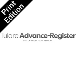 Tulare Advance-Register Print