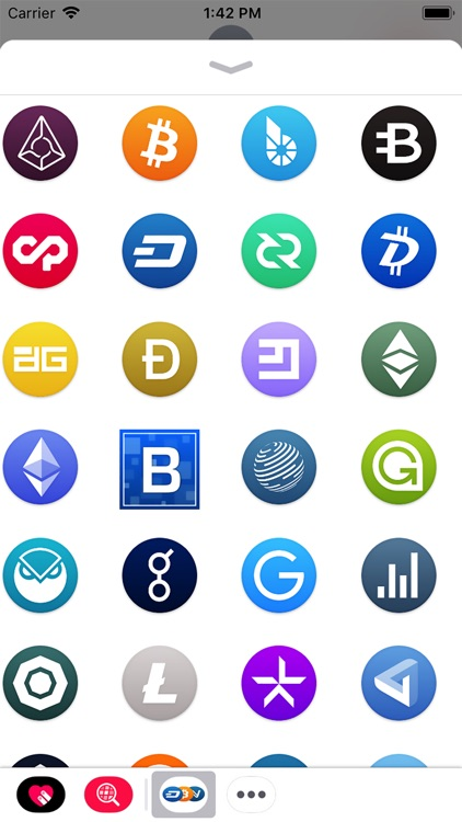Crypto Emoji screenshot-4