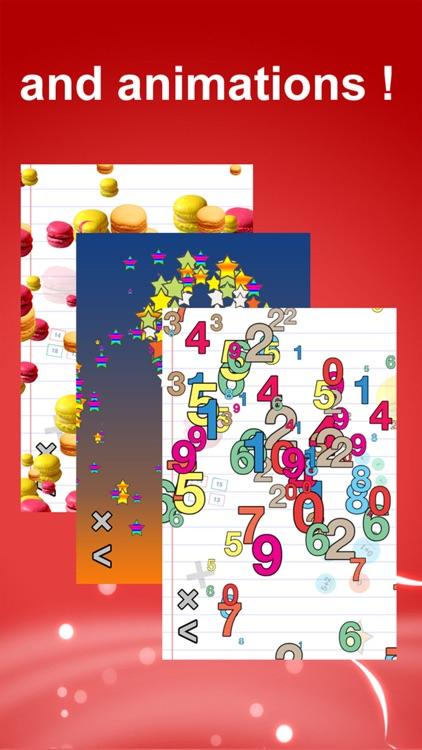 AB Math lite - fun games for kids: times tables screenshot-4