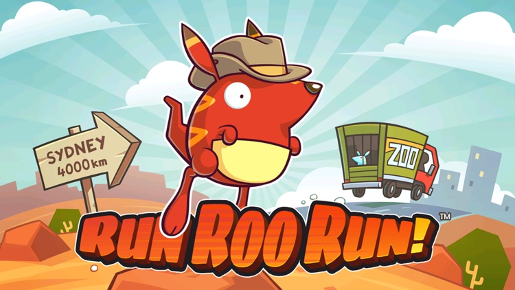 Run Roo Run  - 750x750bb - Action Packed Platformers Made For Anyone