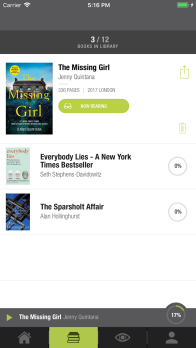 Alexi-Books handpicked for you screenshot four