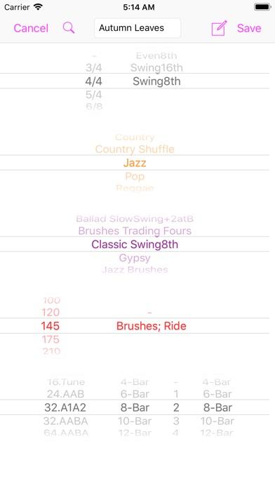 Jazz and Blues Sampler screenshot 2